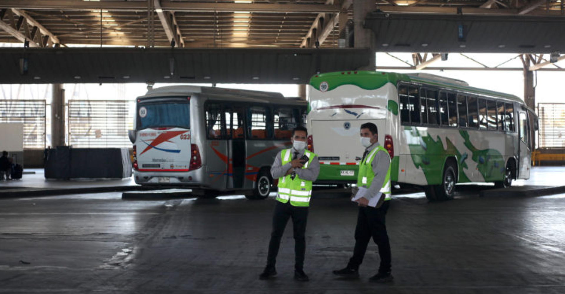 Según estudio, el transporte de pasajeros alcanzó baja de 67% en sus desplazamientos en la pandemia