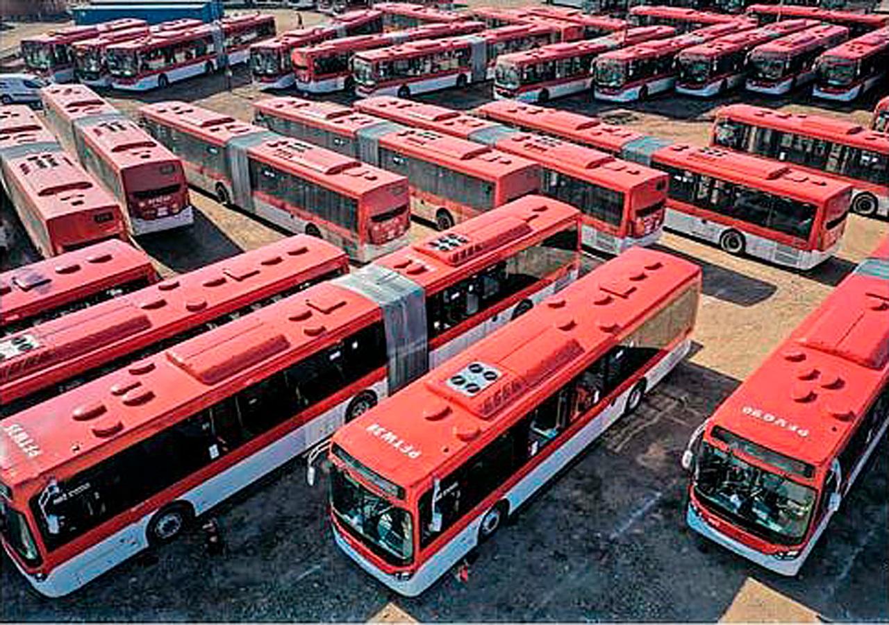 Rubros transporte y construcción repuntan en movilidad